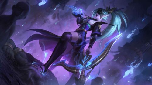 New heroine introduced in the League of Legends
