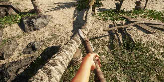 Stranded Deep is Available for Free for at Epic Games Store