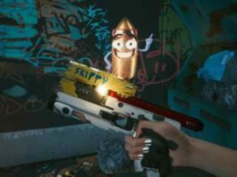 How to Find Skippy a Talking Weapon in Cyberpunk 2077