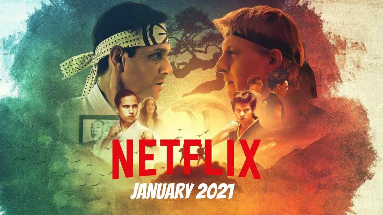 Netflix Movies and Series to Release in January 2021