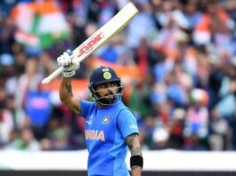 Virat Kohli Named As The Best Cricketer of The Last Decade
