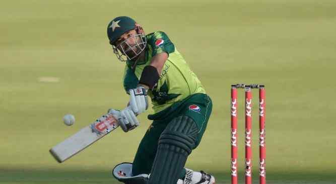 Rizwan Sets New Record Scoring Most T20 Runs in a Calendar Year