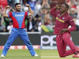 Afghanistan vs West Indies Live Telecast, T20 World Cup 2021 Warm Up Match 16 AFG vs WI